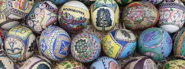 Ostrich eggs (Jordan Jewel)