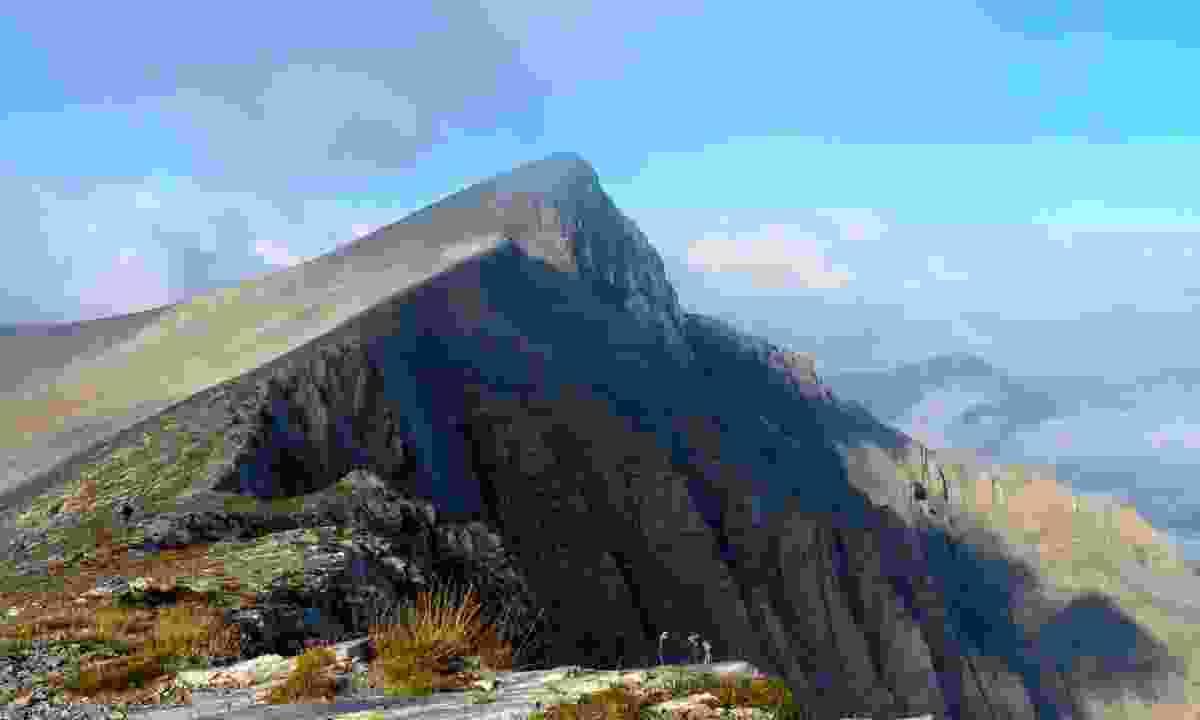 Greece's sacred mountain (KE Adventure Travel)
