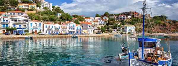 Ikaria island, Greece (Shutterstock)