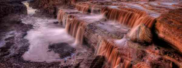 Grand Falls, Arizona (Shutterstock)