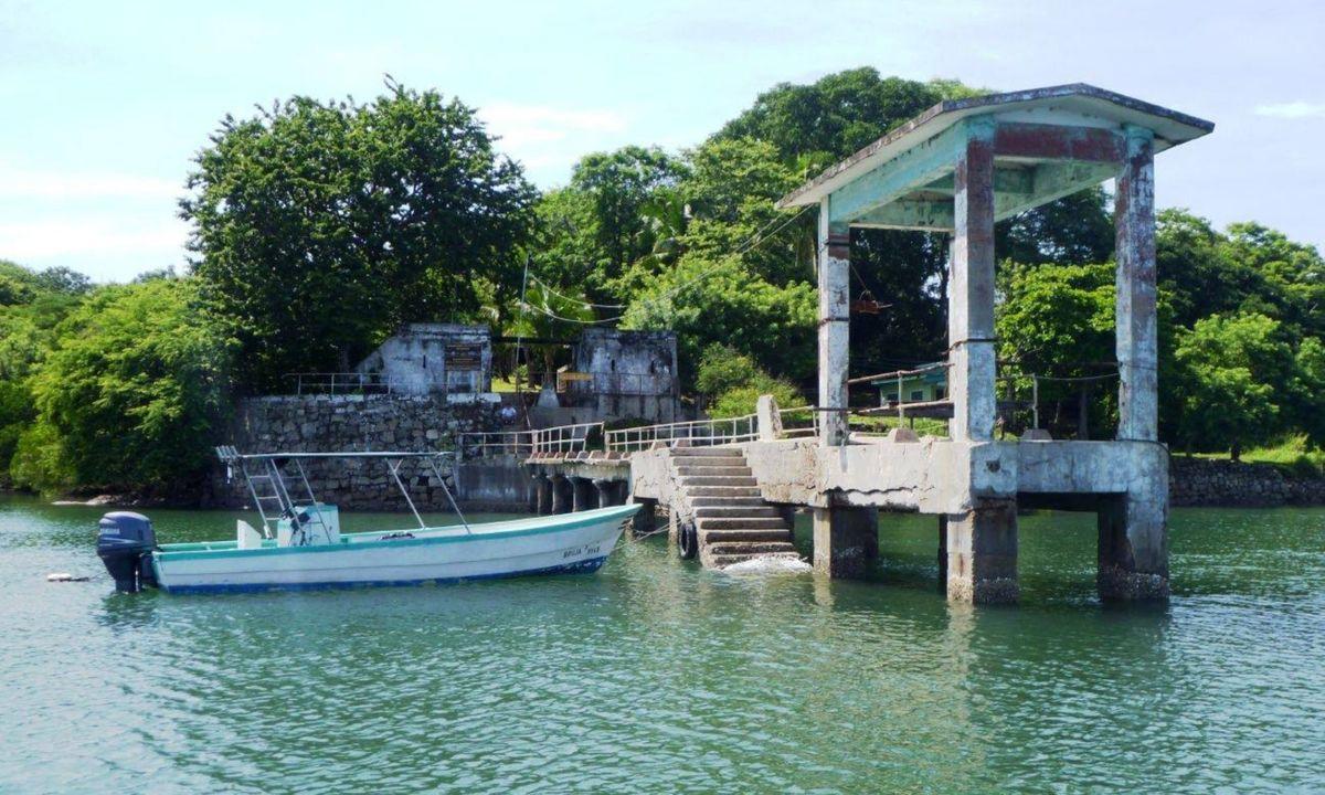 San Lucas Island prison (The Costa Rica News)