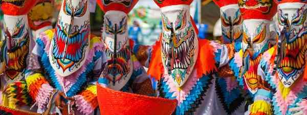 Phi Ta Khon, or Ghost Festival, Thailand (Shutterstock)