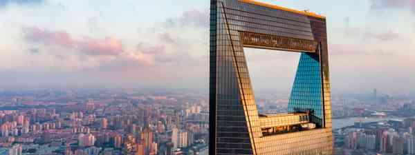 Shanghai World Financial Center (Askarim/Shutterstock)