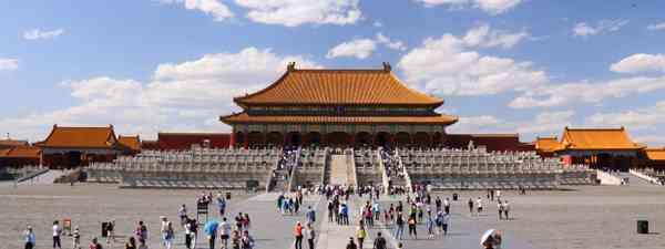 Tiananmen Square (Shutterstock)
