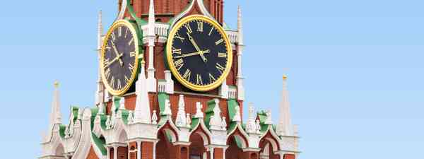Saviour Tower, Moscow (Shutterstock)
