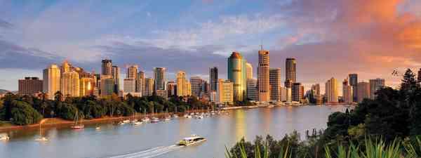 Brisbane coastline (Shutterstock)