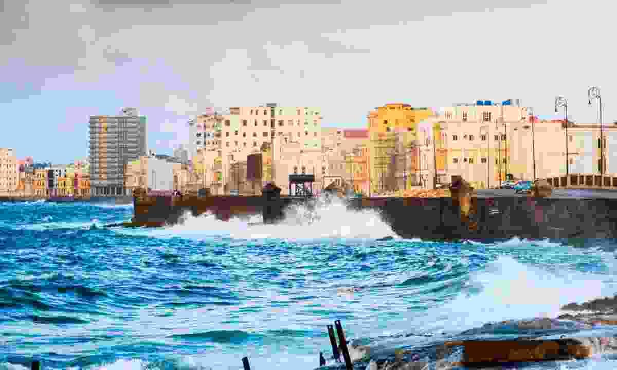 Havana's Malécon promenade (Byron Motley Photography)