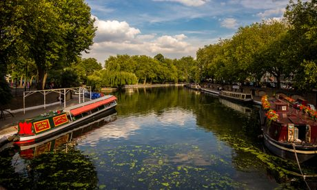 Little Venice in Maida Vale (Dreamstime)