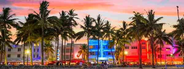Ocean Drive, South Beach, Miami (Shutterstock)