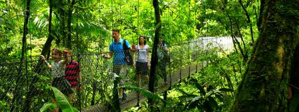 Walking in Costa Rica (VisitCostaRica)