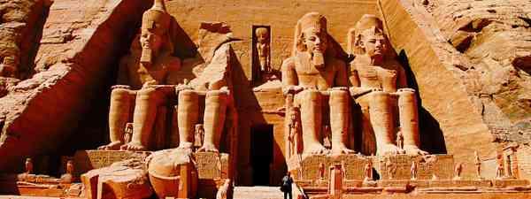 Abu Simbel (Shutterstock)