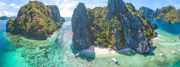 El Nido, Palawan Province, Philippines (Shutterstock)