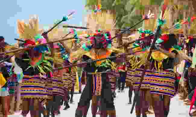 Festival Ati-Atihan (Shutterstock)