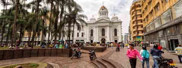 Plaza de Caicedo, Cali (Shutterstock)