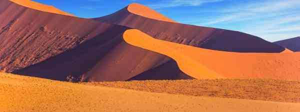 Namibia's colourful desert (Shutterstock)