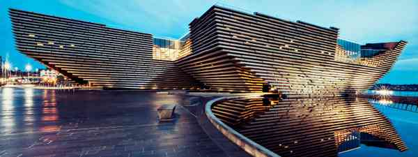 V&A Dundee (Ross Fraser McLean)