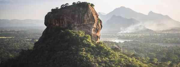 Sigiriya (Lion Rock)  in Sri Lanka (Shutterstock)