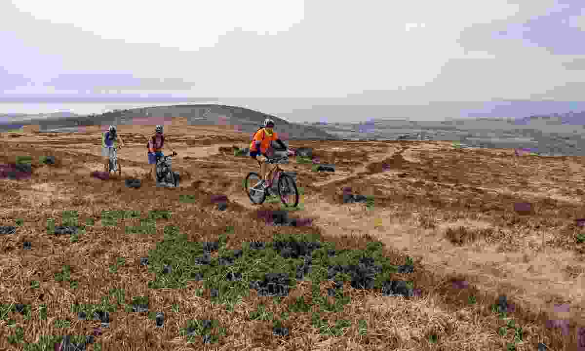 Mountain biking in central Brittany (Brittany Tourism Board)