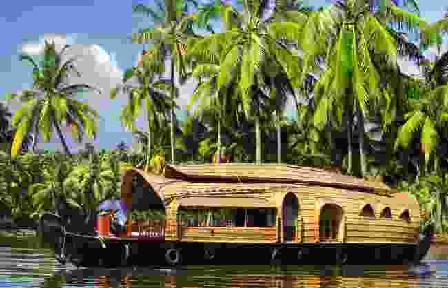 Kerala, India (Dreamstime)