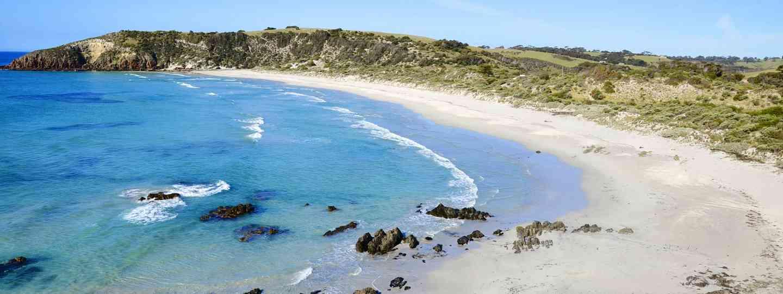 Snelling Beach, Kangaroo Island (Dreamstime)