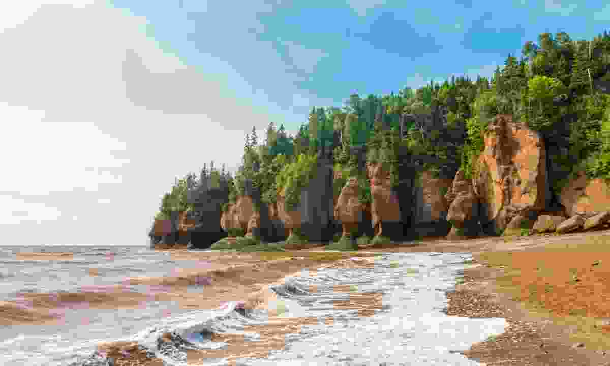 Hopewell Rocks (Dreamstime)