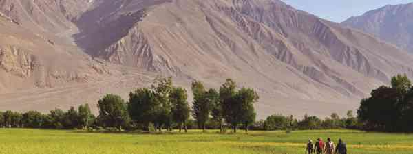 Afghanistan, Kabul, Kings Palace, Sergant Pluck
