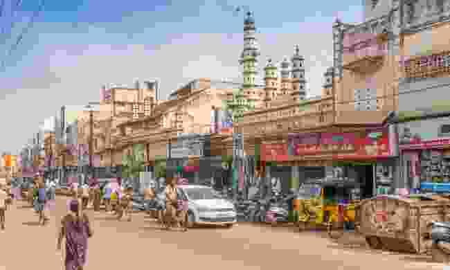 Madurai town (Dreamstime)