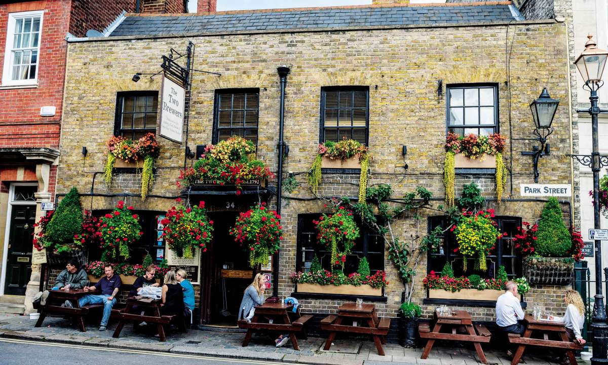 The Two Brewers pub (Dreamstime)