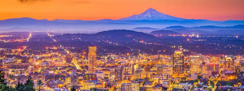 Portland, Oregon USA (Dreamstime)