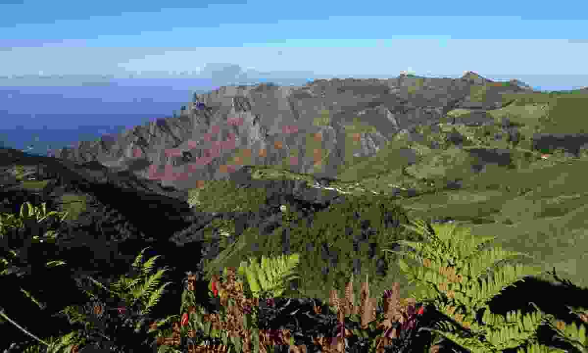 St Helena Island, near Tristan da Cunha (Dreamstime)
