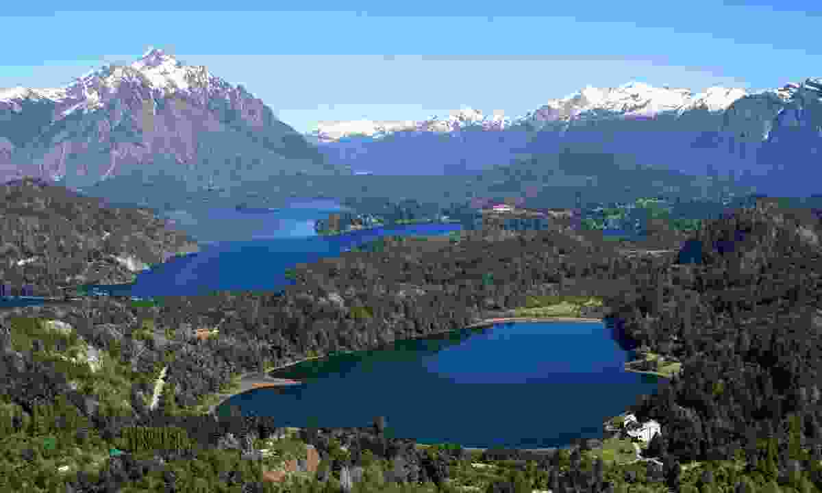 Stunning views of Argentina's Lake District (Dreamstime)