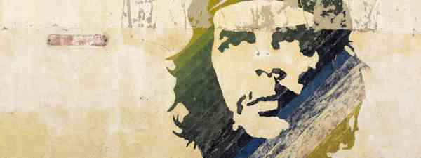 Che Guevara portrait (Dreamstime)