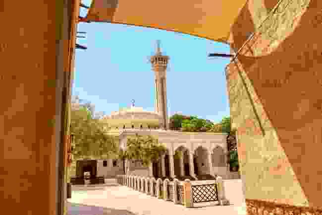Al Bastakiya Mosque in Old Dubai (Shutterstock)