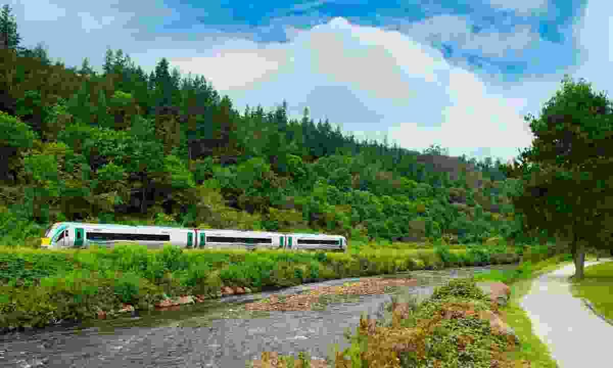 Eire rail (Ffestiniog Travel)