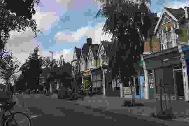 Francis Road, Leyton (Elizabeth Atkin)