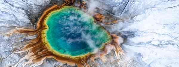 Geyser in Yellowstone National Park (Shutterstock)