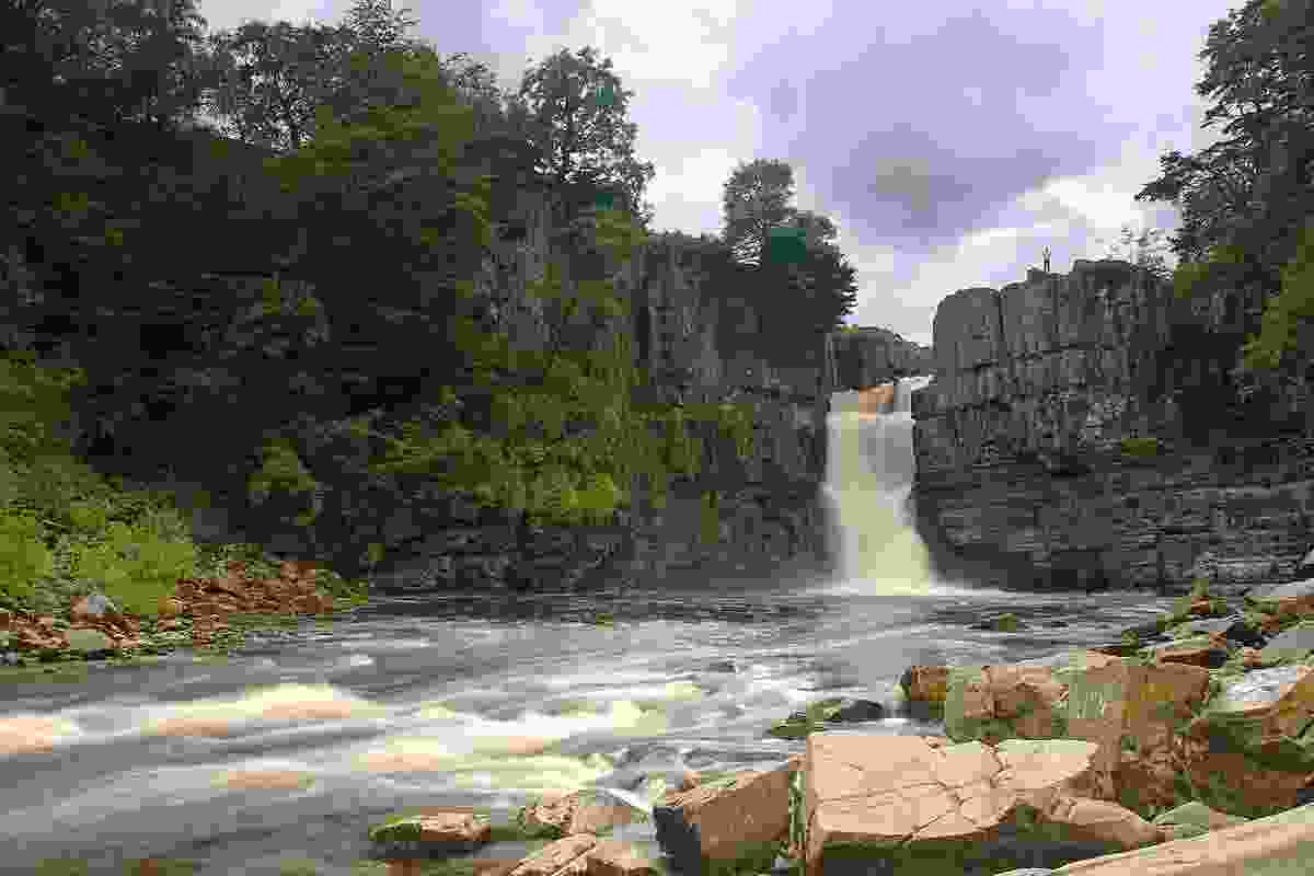 High Force waterfall in Teesdale (Dreamstime)