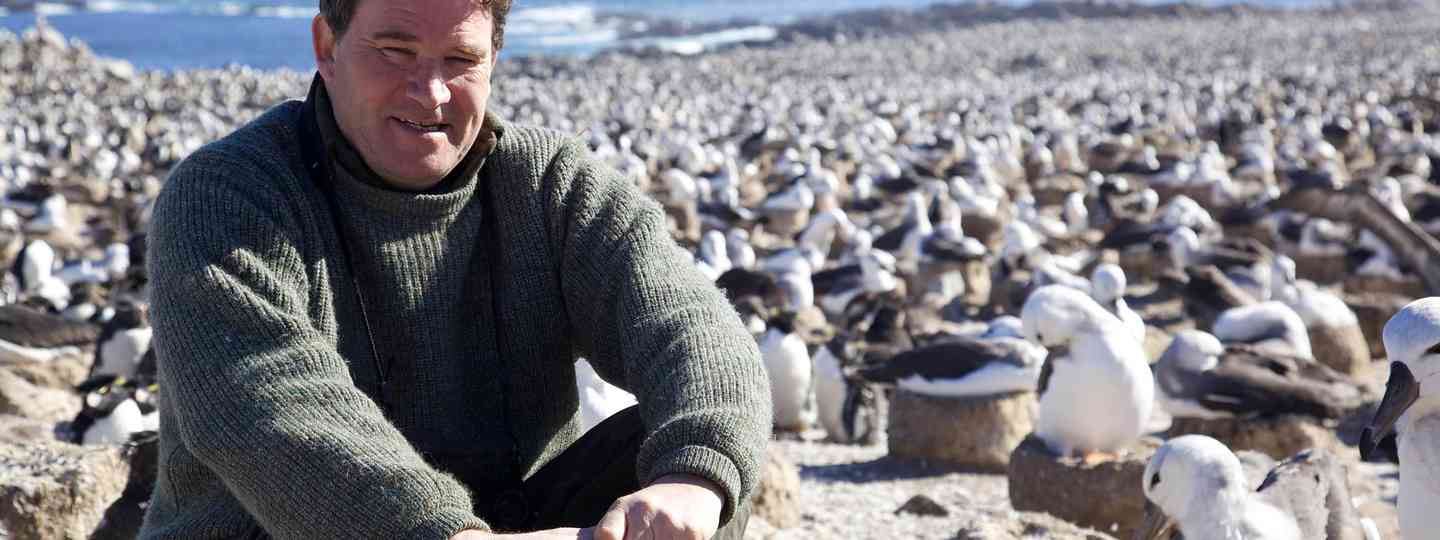 An interview with Alastair Fothergill, producer of Our Planet