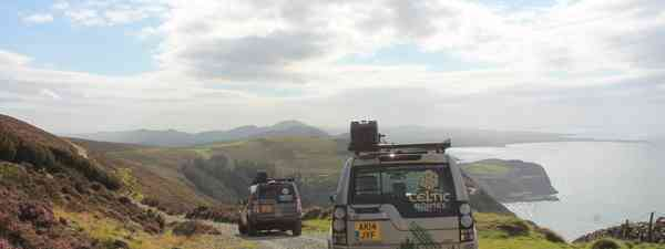 Winter Land Rover Escape Offer - £100 Discount (quote code WL21
