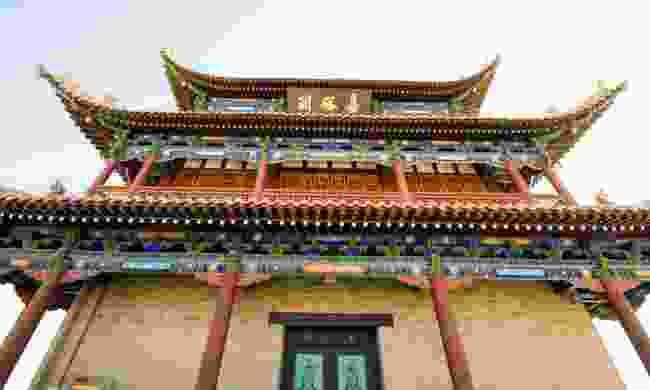 Jiayuguan Fortress, China (Dreamstime)