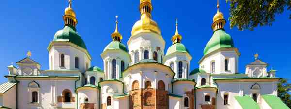 St Sophia's Cathedral in Kiev, Ukraine (Dreamstime)