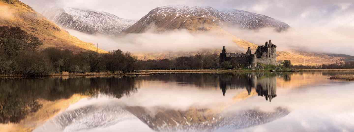 Kilchurn Castle (Ross Hoddinott)
