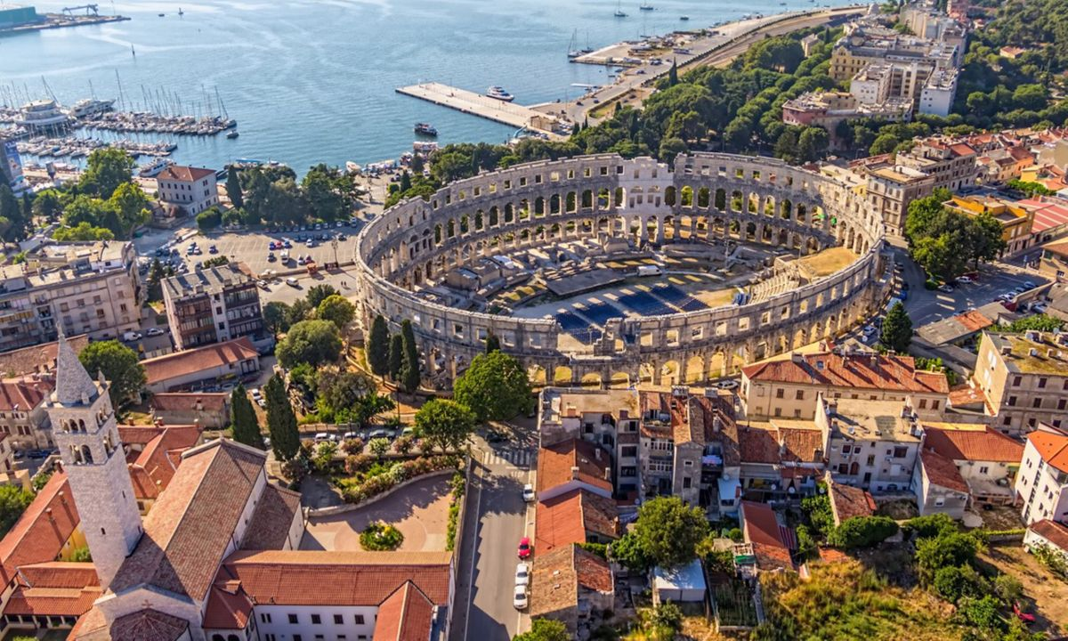 Image result for pula croatia