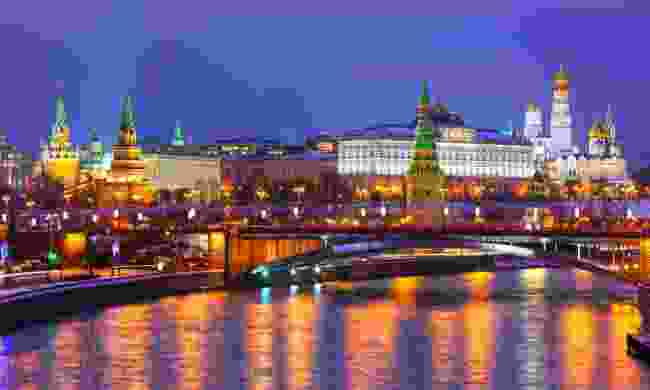 The Kremlin in Moscow (Regent Holidays)