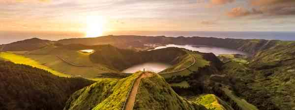 Save £100 per booking on Artisan Travel's Azores - Wildlife and Volcano Exploration