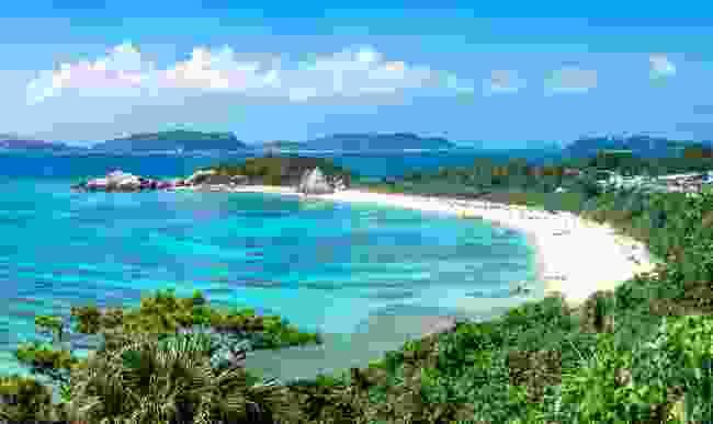 Tokashiki island is part of the Kerama Islands (Shutterstock)