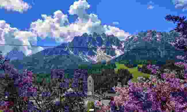 The picturesque town of Innichen (Shutterstock)
