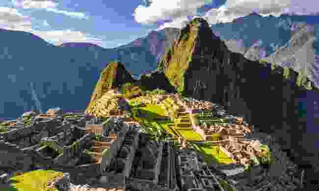 Take a virtual tour of Machu Picchu, Peru (Shutterstock)