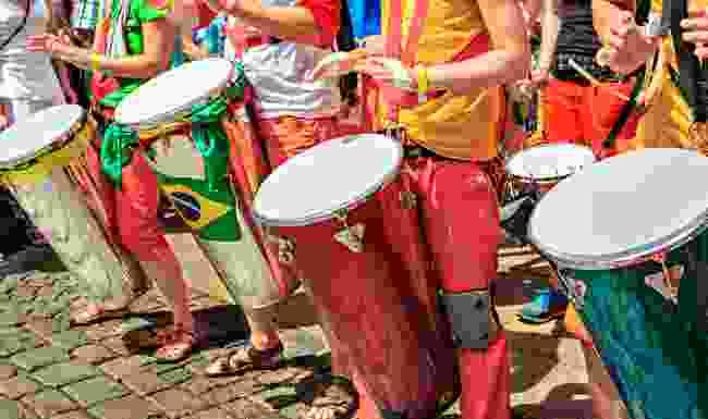 Listen to the music of Brazil (Shutterstock)