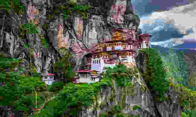 Bhutan (Shutterstock)